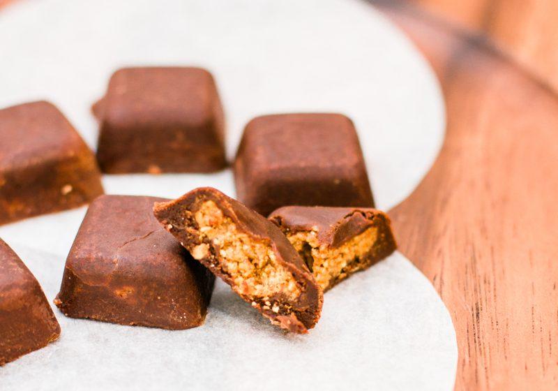 Carob Almond Butter Cups Recipe | Carob Recipes, Australian Carobs
